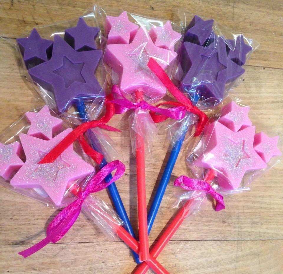 Fairy wand soap - Soaps n Dreams
